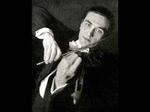 Gerhard Taschner plays Dvorák: Sonatina op. 100 (rec. 1956)