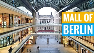 The mall of berlin is second largest shopping centre in germany's capital city. you can find over 300 national & international brand stores and a large f...