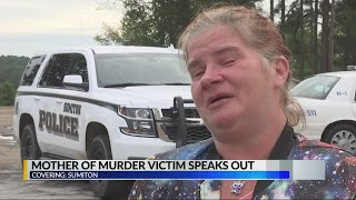 Mother of Murder Victim Speaks Out