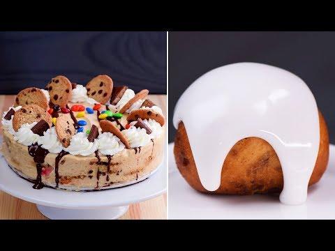 Easy DIY Dessert Treats    No Bake Cake Recipes and more   Fun Food Ideas by So Yummy
