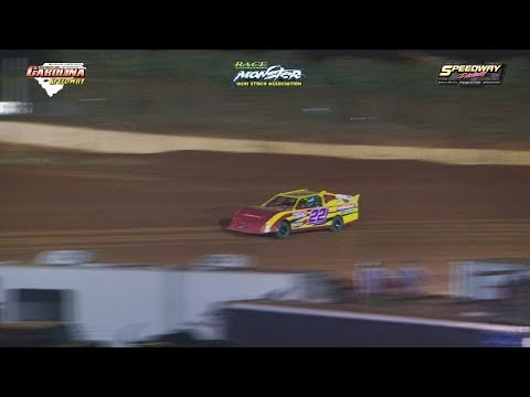 24 MMSA Mini Stocks Qualify for Feature Event $2000 to win follow us on facebook ... - dirt track racing video image