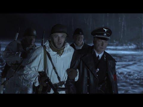 Военная разведка: Северный фронт. 8 серия Военного Сериала. Русские сериалы