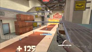 TF2 - tr_walkway live comm (Link in decription) - {PV}