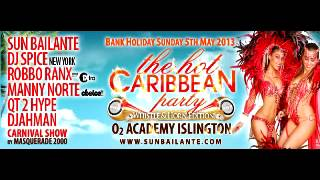 Dancehall Soca  Mix 2013 - The Hot Caribbean Party Sunday 5th May