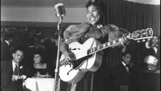 That's All - Sister Rosetta Tharpe & Albert Ammons - live 1938