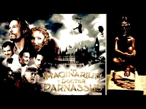"Deal With The Devil Made In Heath Ledger's Last Film ""The Imaginarium Of Doctor Parnassus"""
