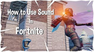 How to Utilize Sound in Fortnite - No Skin to Pro Scrim: Episode #17 (Fortnite Battle Royale)