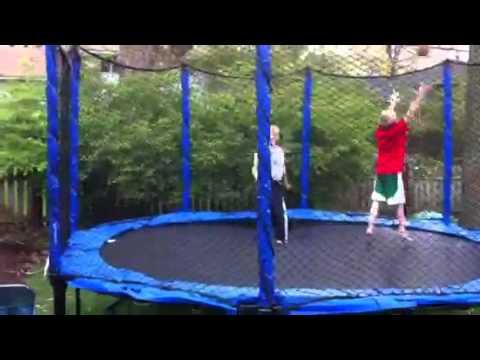 Jump Start Trampoline - Youtube