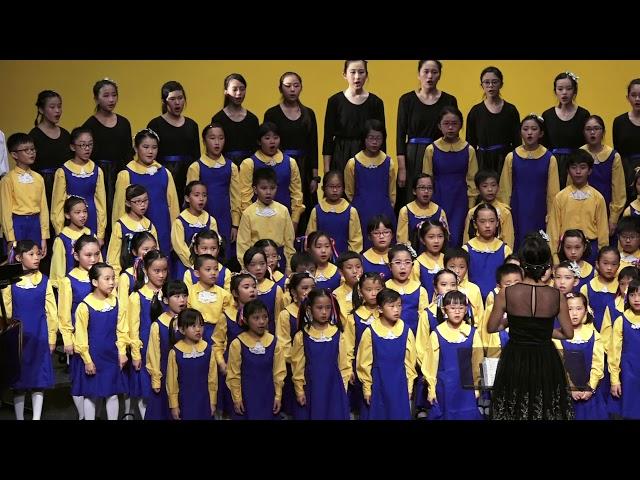 大合唱 全體團員 《Ya Ba Boom》 (南區少年兒童合唱團)