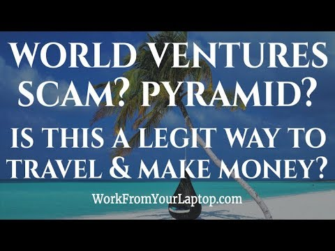 World Ventures Review 2018 - Travel Scam? Pyramid Scheme?