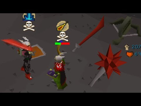 Pking with Unorthodox Runescape Weapons