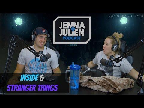 Podcast #104 - Inside & Stranger Things
