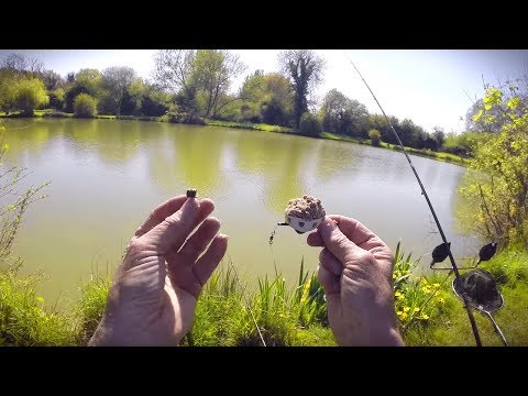 Using A GOLF BALL To Help CATCH FISH!