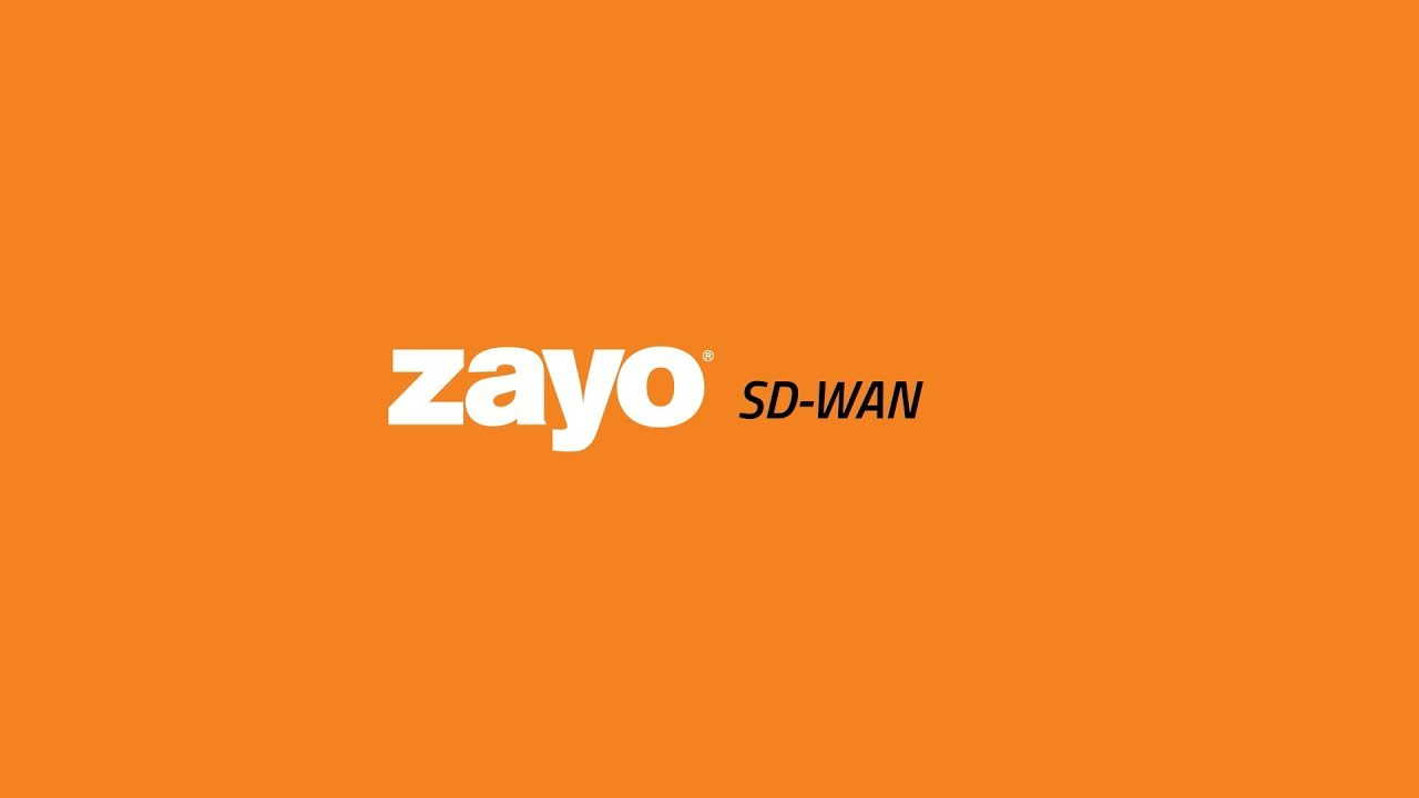 Network Solutions Provider - SD-WAN Services | Zayo Group, LLC