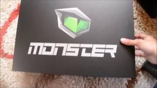 MONSTER ABRA A5 V8.1.2 kutu açılımı (unboxing ) ve kasa incelemesi