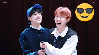 2seok when JHope cares for Jin