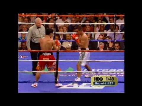 Manny Pacquiao vs Hector Velazquez Part 1