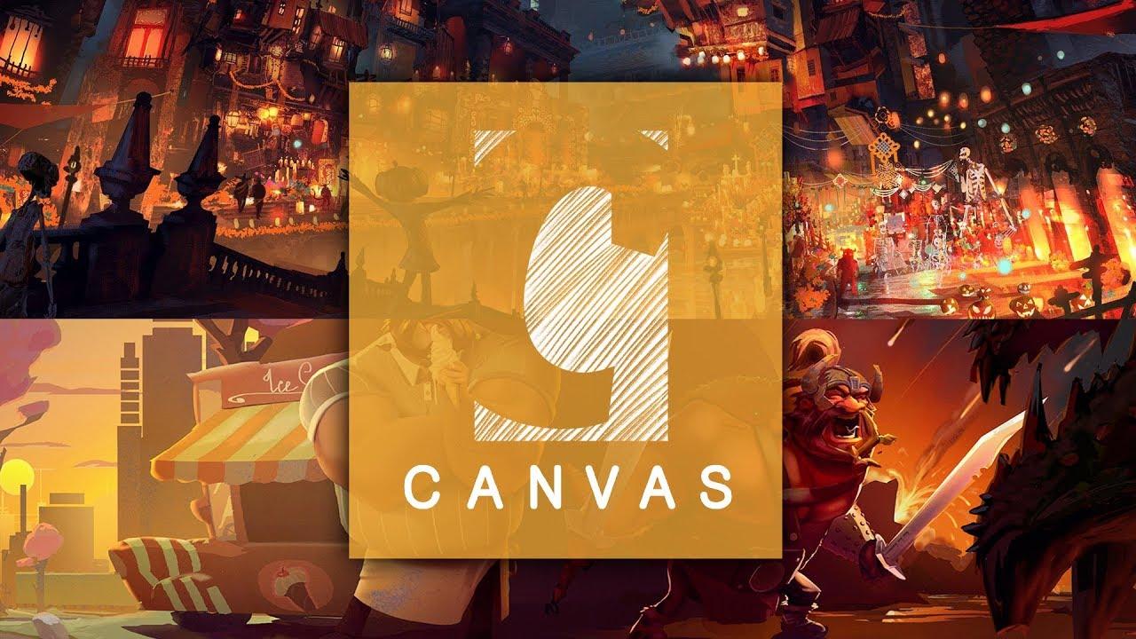 Bienvenido a Canvas! - YouTube