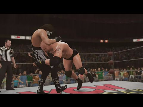 WWE 2K16 WCW Finishers