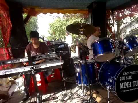 Long An Ban Nhạc Minh Tuấn 4