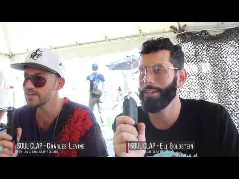 Soul Clap - 89.1fm WIDR : Movement Interviews, 2015