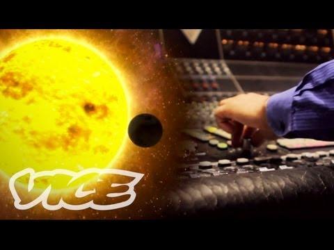 Using the Sun to Make Music
