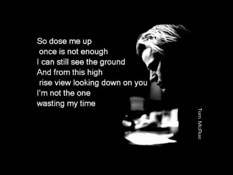 Tom McRae-End Of The World News (Dose Me Up)---With Lyrics