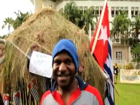 West Papua Honai Embassy
