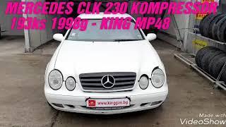Газов инжекцион монтиран на Mercedes CLK230 193ks 1998 - KING MP48