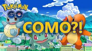 Pokémon GO - Já estou jogando! Como?!