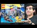 LEGO Batman: БЭТ-ПЕЩЕРА - Набор На Обзор (70909)