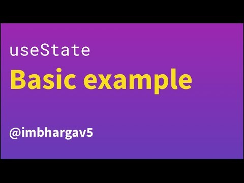 Simple Read More Component example with useState | Daily React Hooks thumbnail