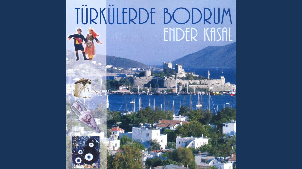 Bodrumlu Mustafa Ergene - Ege Türküleri-Gelin Oyunu [Official Audio] 2017