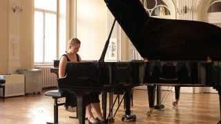 F. Chopin: Etida u cis-molu, op. 25 br. 7