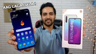 Xiaomi Redmi Note 8 Indian Unit - Unboxing & Hands On | AGAYA SABKO RULANE !😎