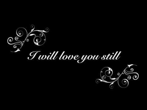 Mark Schultz - I Will Love You Still (Official Lyric Video)