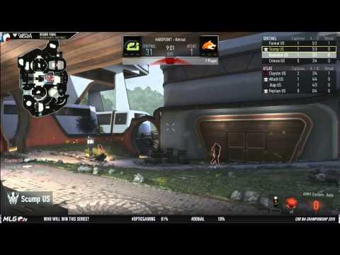Optic Gaming vs Denial Esports - Game 1 - Grand Finals - North American Championships