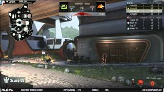Optic Gaming vs Denial Esports - Game 1 - Grand Finals - North American Championships