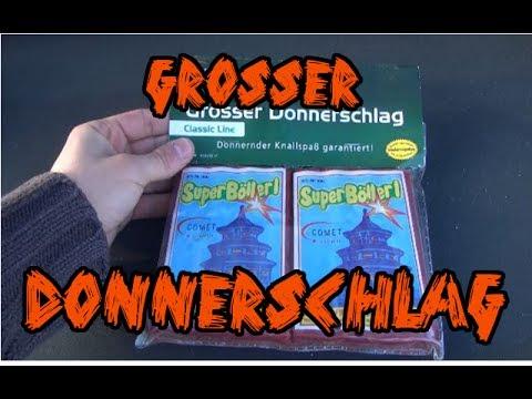 Comet - Grosser Donnerschlag