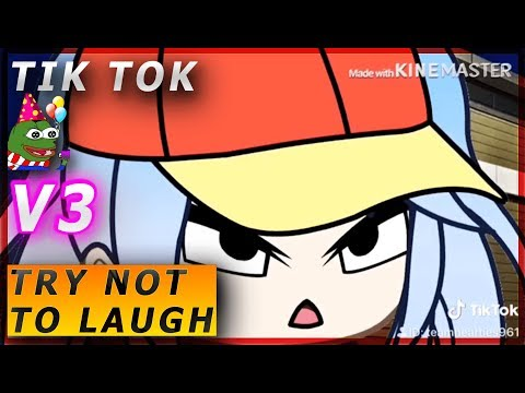 Gacha TIK TOK Compilation ⚠️😈TROLLS  TRY NOT TO LAUGH ⚠️BEST V3👹😈  EXTREMLY FUNNY   WARNING! ⚠️