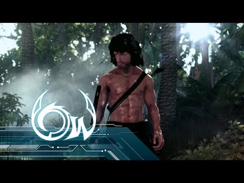 P.o.S: Rambo - The Videogame