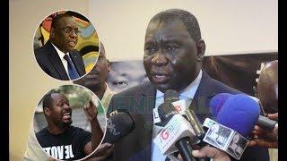 Me Assane Dioma Ndiaye: