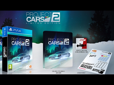 project cars 2 limited collector 39 s und ultra edition german youtube. Black Bedroom Furniture Sets. Home Design Ideas