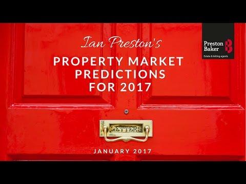 Ian Preston's Property Market Predictions for 2017   Yorkshire   Preston Baker