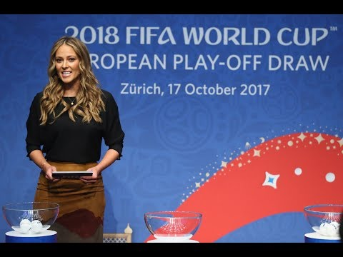 RELIVE : 2018 FIFA World Cup™ - European Play-Off Draw (EXCLUSIVE)