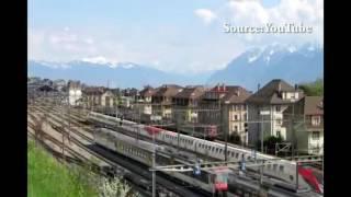 видео SBB - билеты на поезда по Швейцарии