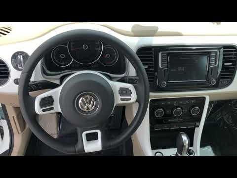 2019 Volkswagen Beetle Las Vegas, Henderson, North Las Vegas, Boulder City, Mesquite, NV K712555