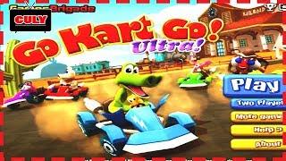 Trò chơi Đua Xe Thú siêu quậy cá sấu, heo, chim -  cu lỳ chơi game lồng tiếng vui  go kart go ultra