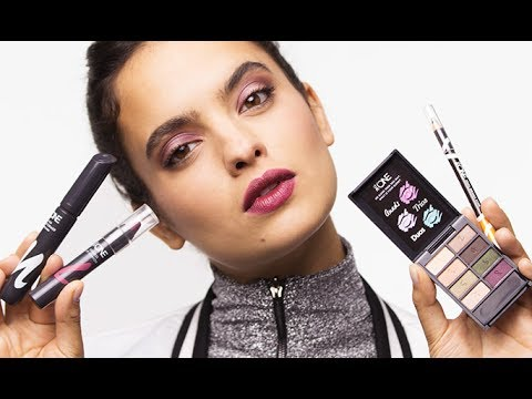 The One Express - Bold Plum Look | Oriflame Cosmetics