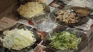 САЛАТ С КУРИЦЕЙ И ЧЕРНОСЛИВОМ - рецепты салатов